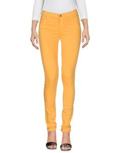 MANILA GRACE DENIM Women's Denim pants Ocher 27 jeans