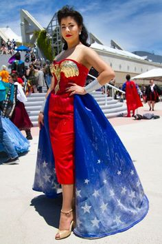 The Most Spectacular Cosplay of Comic-Con 2015, Day Three!