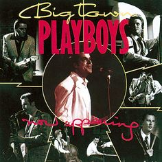 The Big Town Playboys are a six-piece acoustic British rhythm and blues revival group. Founded by Ricky Cool and Andy Silvester in 1984 and known as Ricky Cool and the Big Town Playboys, they covered American music from the 1940s and 1950s. The Big Town Playboys have released a series of studio albums, as well as a collaborative project with Jeff Beck (entitled Crazy Legs), re-creating the songs of Gene Vincent.