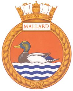Canadian naval news and history. Info about all HMCS ships, badges and sailors. Tiana, Royal Canadian Navy, Red Bus, Emblem, Mallard, Crests, Coat Of Arms, Armed Forces, Holy Spirit