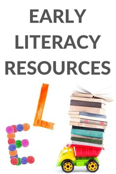 Your go-to early literacy resource!