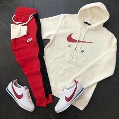 Cute Nike Outfits, Dope Outfits For Guys, Stylish Mens Outfits, Tomboy Outfits, Cute Comfy Outfits, Tomboy Fashion, Teen Fashion Outfits, Casual Outfits, Hype Clothing