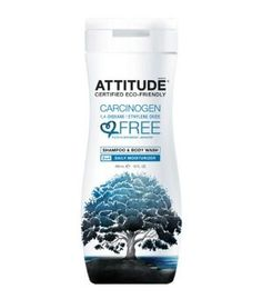 Sampon si gel de dus bio, 355 ml, Attitude - Sabedoria Body Wash, Creme, Attitude, Hair Care, Shampoo, Moisturizer, Personal Care, Health, Giorgio Armani