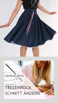 Schnittmuster Anpassen Taille – Tellerrock nähen Easily change your circle skirt cut up to size And would it be something for you for a long time? Learn about cut fitting in this video: Diy Furniture Videos, Diy Furniture Couch, Raglan Pullover, Diy Clothes Videos, Picture Outfits, Clothing Hacks, Models, Refashion, Sewing Hacks