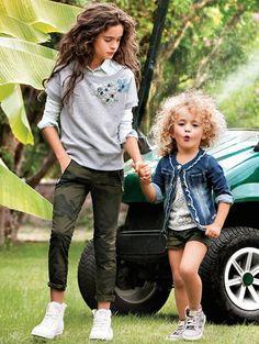 Camo chic. #designer #kids #fashion