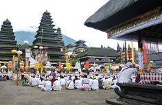 Besakih Temple - Indonesia