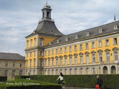 Beethoven was born in charming Bonn, Germany. You can visit his house. But there are more things to do in Bonn too (see Drachenberg Castle).