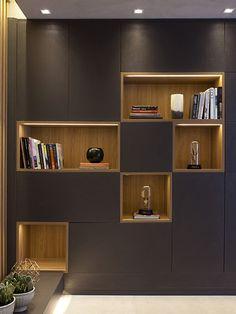 Best 35 Home Decor Ideas - Lovb Home Library Design, Home Room Design, Office Interior Design, Office Interiors, House Design, Wardrobe Door Designs, Wardrobe Design Bedroom, Flur Design, Küchen Design