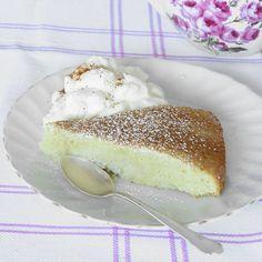 Kanelkladdkaka – Lindas Bakskola Vanilla Sugar, Cream And Sugar, Scones, Fudge, Tart, Panna Cotta, Icing, Cinnamon, Oven