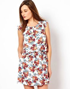 Enlarge The Style Printed Dress
