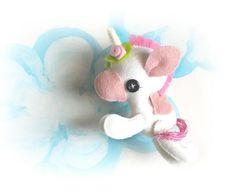 Flying Unicorn PDF sewing pattern-DIY-Unicorn toy