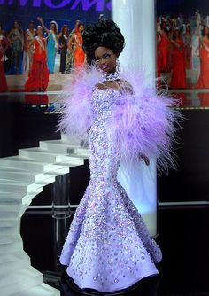 Barbie Miss Atlanta Ninimomo 2012