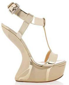 Giuseppe Zanotti heel less shoes anything  everything: heel less shoes