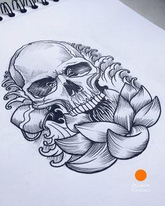 Tattoo design Andrew Perdomo #skulltattoo #skull #loto #acuarius #artista #dibujante #tattoo #bogotatattoo #tattoomedellin #tatuador #tattooartist #tattooscketch #sketch #worldofpencils #inkedmag #bishoprotary #fantomrotary #nocturnalink #tattoodesign #diseñotattoo #tatuadoresbogota #tatuajesbogota #bogota #andrewperdomo #bogotart #bogotatoo #tattoooftheday #tatooed #instaink #inklove