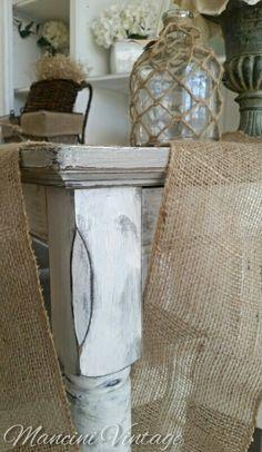 #mancinivintage #paintedfurniture #romantic #frenchcottage #cottage #elegant #gray #coco #vanilla #creme #cream #glam #shabbychic #antique #vintage #console #nesting #sofa #chippy #farmhouse #entry