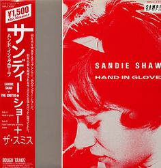 Sandie Shaw - Hand In Glove (Japanese pressing)