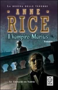 Anne Rice :  Il vampiro Marius