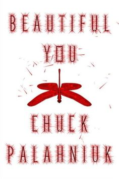 Beautiful You Chuck Palahniuk