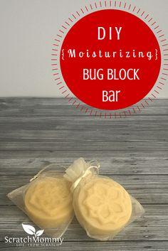 DIY Bug Block Bar -