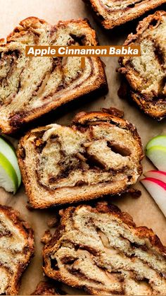 Cinnamon Babka, Cinnamon Crumble, Cinnamon Apples, Apple Cinnamon Scones Recipe, Cinnamon Rolls, Apple Recipes, Fall Recipes, Bread Recipes, Sweet Recipes