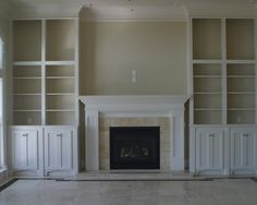 Traditional Living Room Fireplace Mantel Design, Pictures, Remodel, Decor and Ideas - page 119