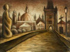 View artworks for sale by Zrzavý, Jan Jan Zrzavý Czech). Filter by auction house, media and more. Prague Charles Bridge, Frantisek Kupka, Old Paintings, Roman Catholic, More Pictures, Modern Art, Auction, Landscape, Illustration
