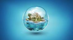Bubble on Behance