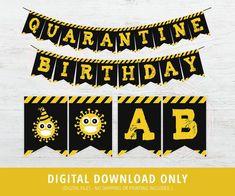 Birthday Letters, Pig Birthday, Happy Birthday Banners, 12th Birthday, Birthday Photo Booths, Birthday Photos, Birthday Ideas, Party Decoration, Birthday Decorations