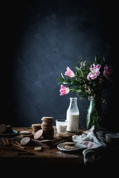 Buckwheat Graham Crackers   Cinnamon Vanilla Coconut Milk - The Kitchen McCabe