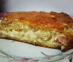 Cookbook Recipes, Cake Recipes, Cooking Recipes, Greek Appetizers, Good Food, Yummy Food, Greek Cooking, My Best Recipe, Greek Recipes
