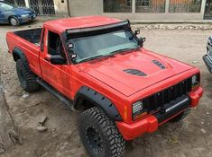 Jeep Comanche MJ