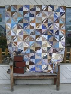 London Square-quilt, quilts, quilting, patterns, pattern, triangles, triangle, linda peck, country dry goods, kennette blotzer