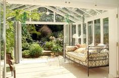 Sun room/greenhouse