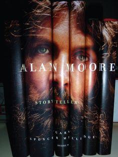 Alan Moore Storyteller Book