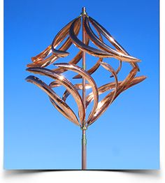 The Copper Works :: Kinetic Wind Sculptures :: Essexville, MI :: Our Products