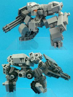 Zizy. Lego mech.