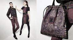 Etro Woman Autumn Winter 13-14 Main Collection