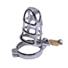 16.90$  Watch now - http://alis7n.shopchina.info/1/go.php?t=32323622023 - 2016 Chastity Device Stainless Steel Belt  Cock Cage Penis for Adult Male Scrotum Sex Product 16.90$ #magazineonline