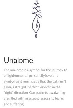 Unalome---the symbol for the journey to enlightenment. The Words, Body Art Tattoos, Small Tattoos, Tatoos, Temporary Tattoos, Saying Tattoos, Peace Tattoos, Tattoo Ink, Arm Tattoo