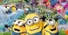 Universal Studios anuncia a maior área temática dos Minions no mundo!