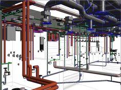 BIM modeling Rebar Detailing, Bim Model, Compressed Air, Plumbing Pipe, Service Design, Engineering, Architecture, Building, Uae