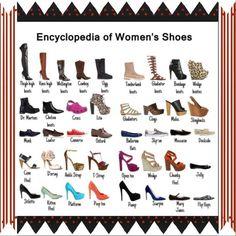 Fashion infographic & data visualisation Shoe dictionary Fashion/Style Tips Fashion Terms, Fashion 101, Fashion Shoes, Fashion Guide, Fashion Terminology, Fashion Websites, Classy Fashion, Japan Fashion, India Fashion