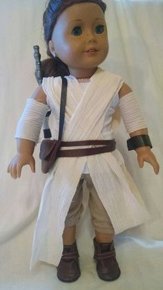 Check out this item in my Etsy shop https://www.etsy.com/listing/265048592/force-awakens-star-wars-rey-costume-for