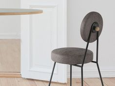 AAGATH krzesło tapicerowane na metalowych nogach polski design Mebloscenka Furniture Making, Modern Furniture, Life Is Good, Modern Design, Dining Chairs, Home Decor, Decoration Home, Room Decor, Contemporary Design