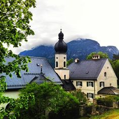#stanton #kapelle #garmisch #partenkirchen #kramer #abend #bayern #bavaria #nature #church #landscape #landscape_lovers #Padgram