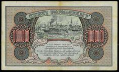 Estonian banknotes