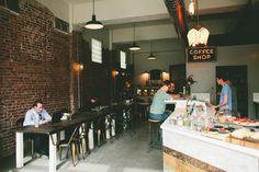 black eye coffee shop