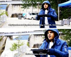 #theflash#theflash2x16#ciscoramone. Cisco has some of the best expressions. The Flash Season 2x16