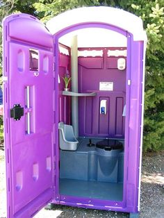 rember battery-powered lights for potties!!  5 Things to Know About Planning a Backyard Wedding