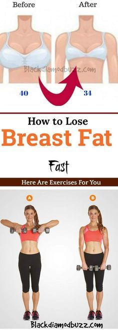 10 Best Exercises to Reduce Breast Size Naturally at Home